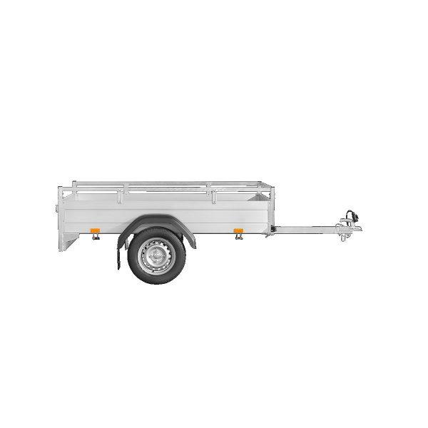 Pkw Anhänger SARIS McAlu Pro BT75