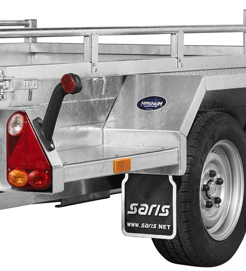 Baggertransporter Saris Magnum Explorer 3000 mit Force One