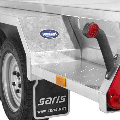 Maschinentransporter Saris Magnum Explorer 3500 mit Force One