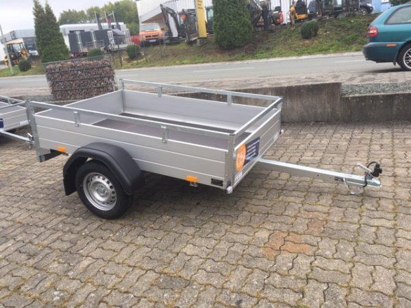 Autoanhänger Saris BV75 McAlu Pro