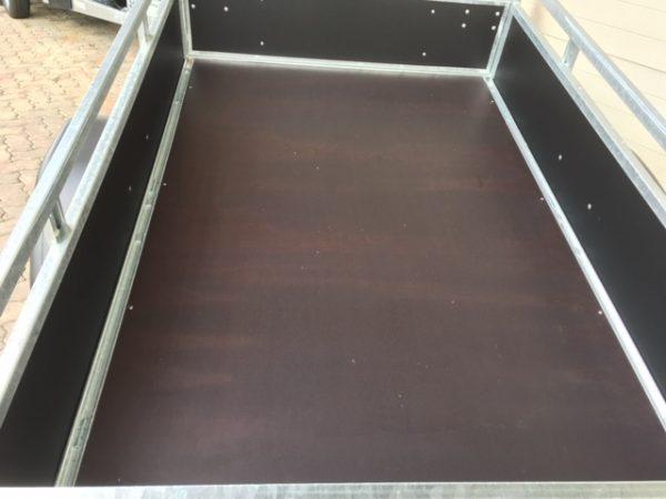 ASG75 Classic Wood Bodenplatte